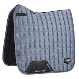 Lemieux Loire satin dressyr ice blue full