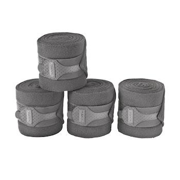 Eskadron Fleece Bandage grå full