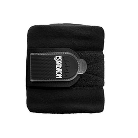 Eskadron Fleece Bandage svart full