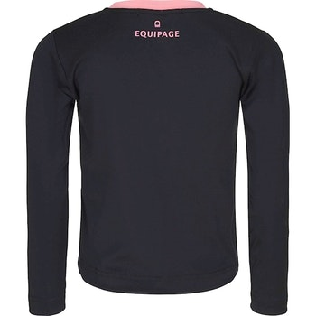 Equipage Emily T-shirt svart