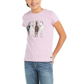 Ariat Hyacinth Violet T-shirt