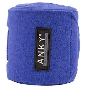 Anky bandage leopard blue