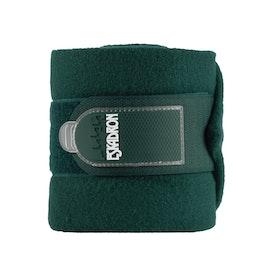 Eskadron Basics fleece bandage grön full