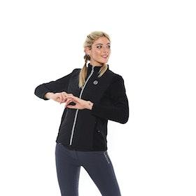 Harcour Pulp Woman Polarfleece Jacket black