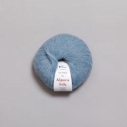 Alpaca silk