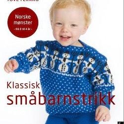 Klassisk småbarnsstrikk
