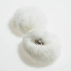 Ekte dusk liten hvit
