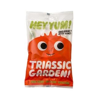 Organic Gummies Triassic Garden 100g