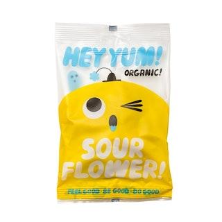 Organic gummies Sour Flower 100g