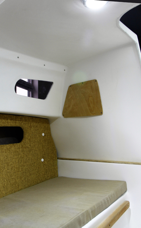 Marion 450 Cabin