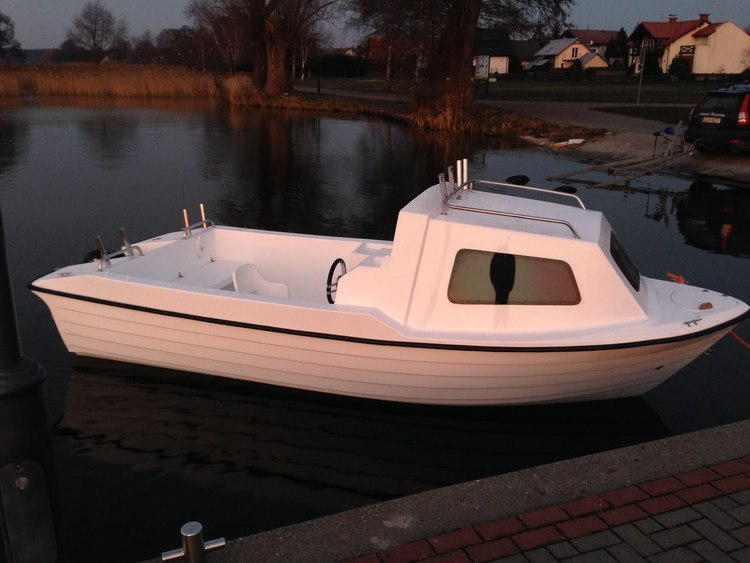 Marion 555 Fisher