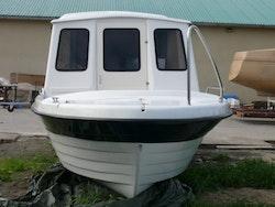 G620 Cabin