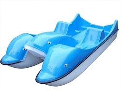 Delfinformet Pedalbåt