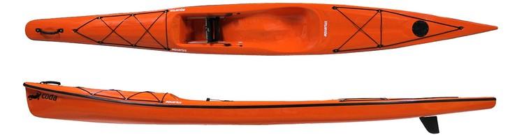 Aquarius Coda (Junior Surfski)