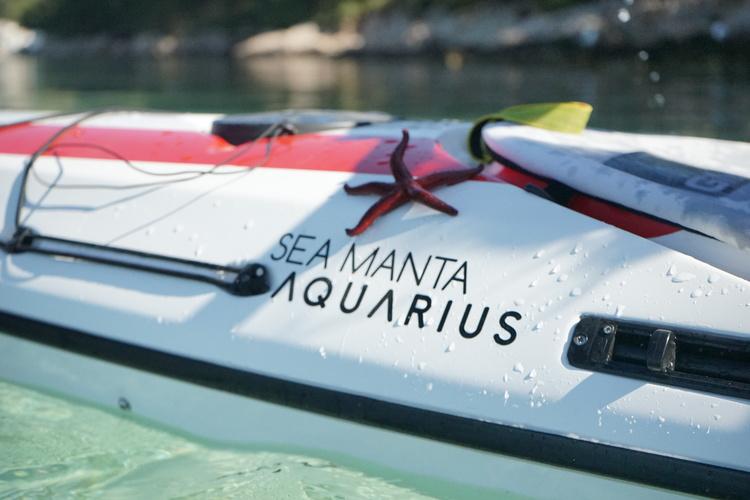 Aquarius Sea Manta