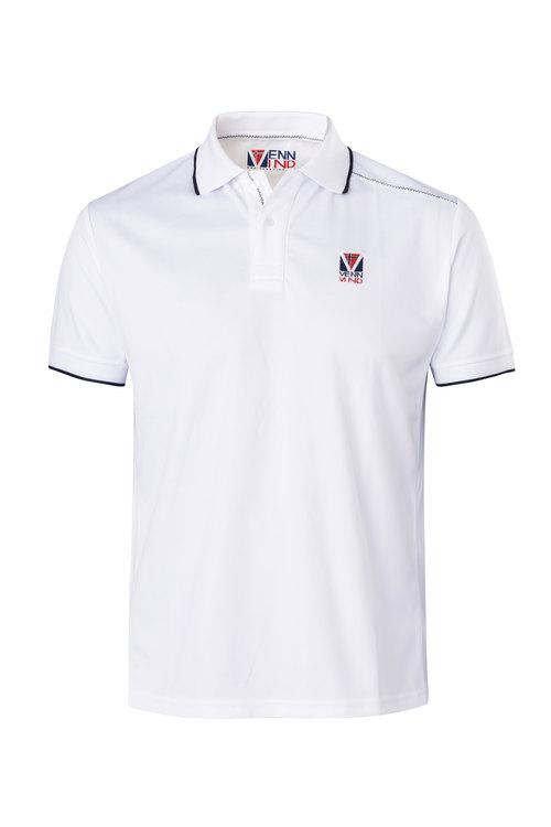Vennvind unisex teknisk poloskjorte, CX04