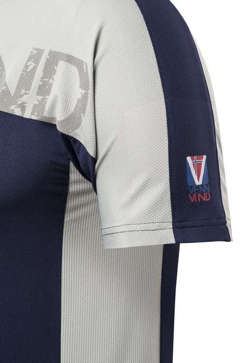 Vennvind teknisk  t-skjorte for menn, X13