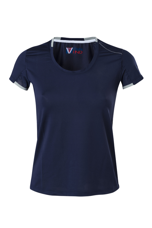 Vennvind teknisk t-skjorte for kvinner, W009