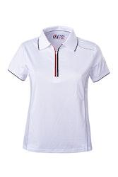 Vennvind teknisk poloskjorte for kvinner, W010