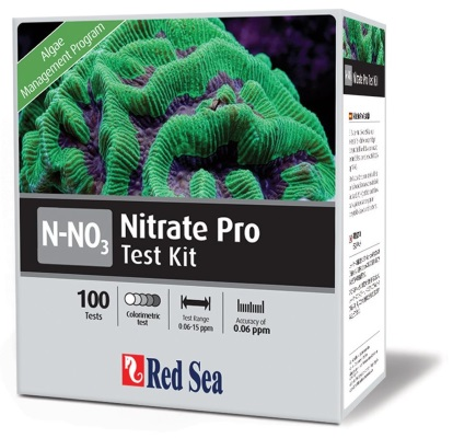 Red Sea Test Kit Nitrate, NO3