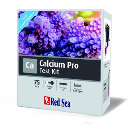 Red Sea Test Kit  Calcium, Ca