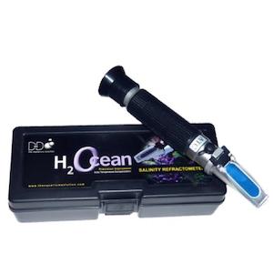 D&D Refraktometer, Optisk Saltmätare