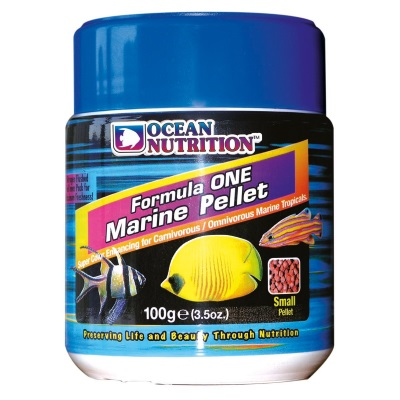 Ocean Nutrition Formula One Pellets, Small