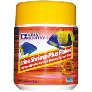 Brine Shrimp Plus Flakes