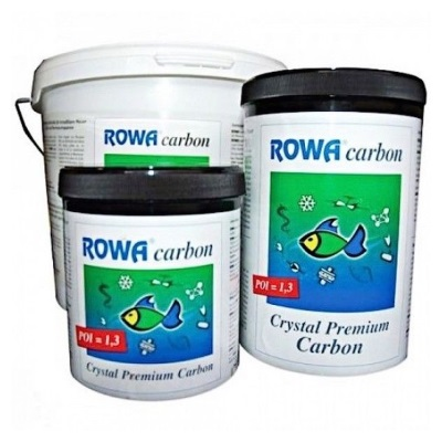 D&D RowaCarbon Super Grade Activated Carbon, 1000ml