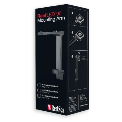 Reef LED mounting arms