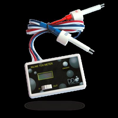 D&D Inline TDS meter