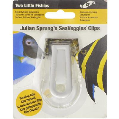 SeaVeggies clips - Single on a Hang Tag Card