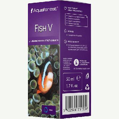 Aquaforest Fish V 50 ml