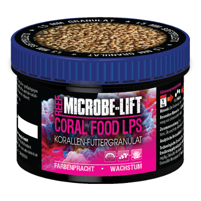 Microbe-lift Coral Food LPS granulat 150 ml