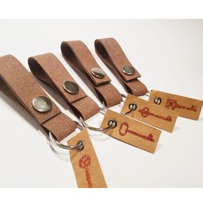 Nyckelring - läder (V1)