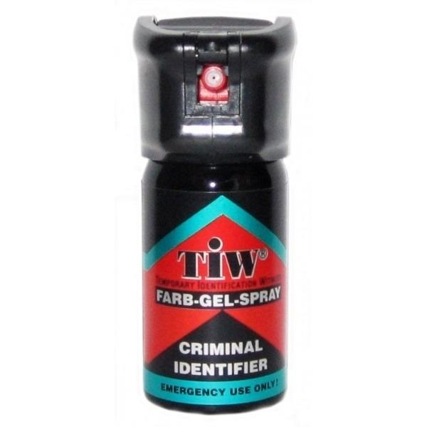 TIW Criminal identifier 40ml Försvarsspray