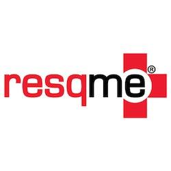 ResQme Keychain Rescue Tool - Svart