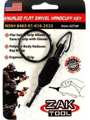 ZAK TOOL ZT9P Fängselnyckel med platt kropp