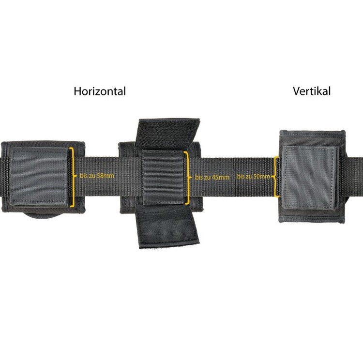 COP Handskhållare 3 - Vågrätt & Vertikalt