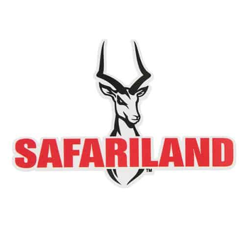 Safariland Benplatta RPS med dubbla benremmar