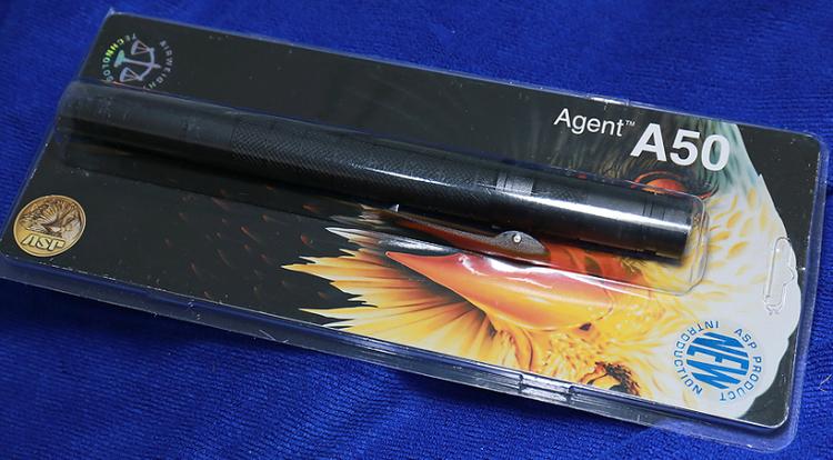 "ASP Agent A50 - Concealment Baton (20"")"