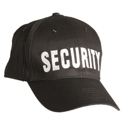 MIL-TEC by STURM SECURITY Keps - Svart