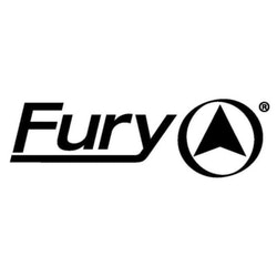 Fury Butterfly Flasköppnare - Krom Finish