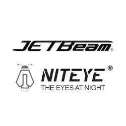 JETBeam – NITEYE BC-40 - 830 Lumens Polisficklampa