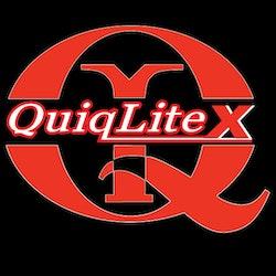 QuiqLite X Dual White LED (USB Rechargeable)