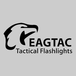 EAGTAC D25A2 436 LM, 2xAA Polisficklampa