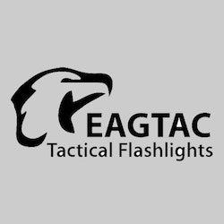 EAGTAC D25C 408 LM 1xCR123 Polisficklampa