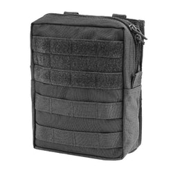 MIL-TEC by STURM MOLLE BELT POUCH LARGE - BLACK