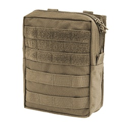 MIL-TEC by STURM MOLLE BELT POUCH LARGE - Dark Coyote