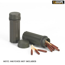 NDOR G.I. Style Match Tube Holder